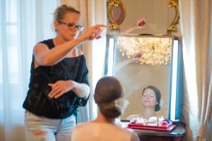 Braut-Haarspray